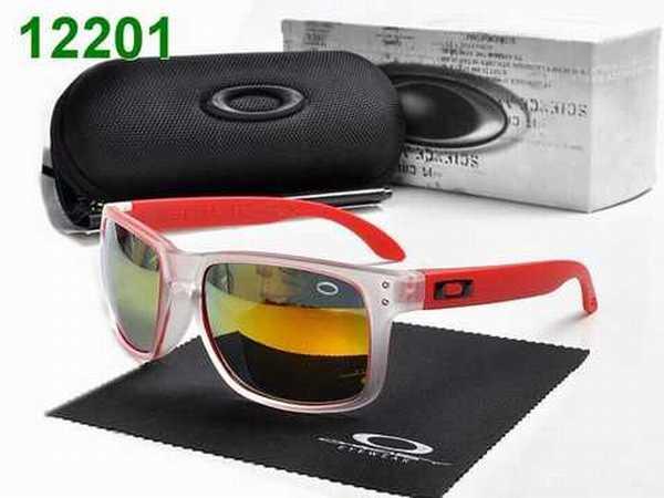lunettes soleil oakley pas cher