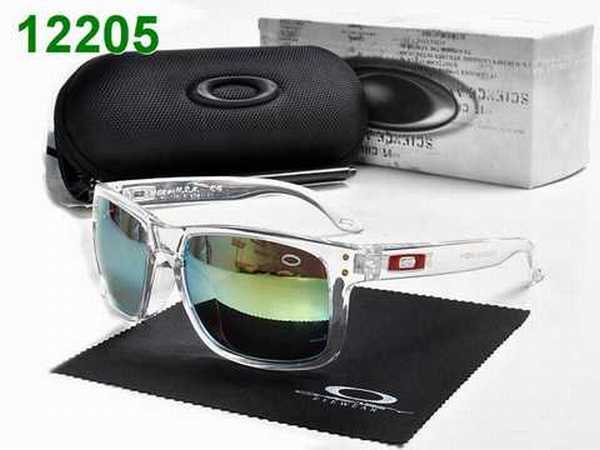 lunettes oakley soldes
